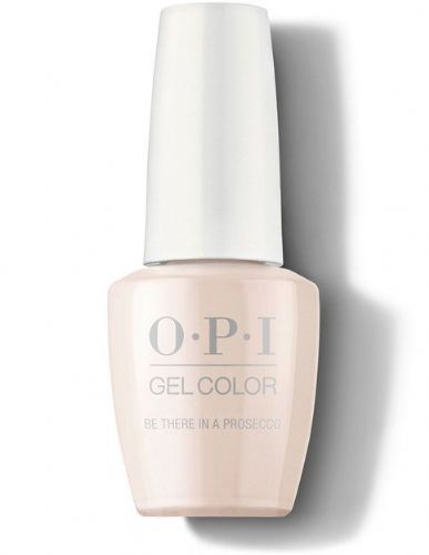 OPI Gelcolor Be there in a Prosecco